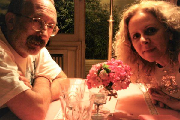 Fiorella Gentile with Fausto Ristori